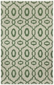 Capel Anchor 3628 225 Dark Green Rug