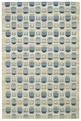 Capel Davenport 3627 400 Blue Area Rug