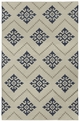 Capel Flakes 3629 450 Blue Area Rug
