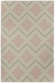 Capel Flakes 3629 530 Pink Area Rug