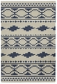 Capel Heirs 3630 450 Blue Area Rug