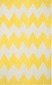 Capel Insignia 3626 100 Yellow Area Rug