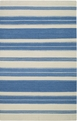Capel Jagges Stripe 3624 425 Blue Area Rug