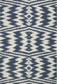 Capel Junction 3625 450 Blue Area Rug