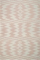 Capel Junction 3625 500 Pink Area Rug