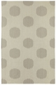 Capel Spots 3631 325 Steel Grey Area Rug