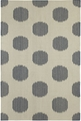 Capel Spots 3631 450 Blue Area Rug