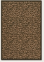 Captivity Tan Brown 5734/3435 Urbane Outdoor Area Rug by Couristan