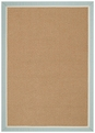 Carribean Washed Beige Coconut Grove Outdoor Area Rug by Capel