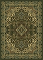Castello 808 Sage Area Rug by Radici