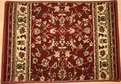 Castello 953 Burgundy Carpet Stair Runner