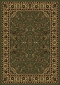 Castello 953 Sage Area Rug by Radici