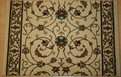 Century Fantasia 56012 Ivory Carpet Stair Runner