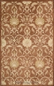 Charleston CH04 Rust Rug by Nourison