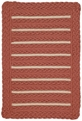 Clay Boathouse Area Rug by Capel