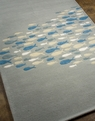 Coastal Living Schooled CH-03 Pastel Blue Area Rug by Jaipur
