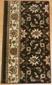 Como 1592 Chocolate Carpet Stair Runner