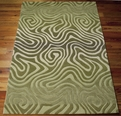 Contour CON24 Avocado Area Rug by Nourison
