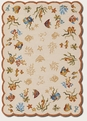 Couristan Coral Dive Sand 2133/1015 Escape Rug