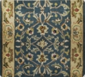 Corridor Garden 06 Blue 17 Carpet Stair Runner