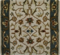 Corridor Garden 06 Ivory 01 Carpet Stair Runner