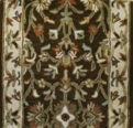 Corridor St. George 03 Chocolate 40 Carpet Stair Runner