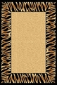 Cream Black 2804 190 Yazd Area Rug By Dynamic