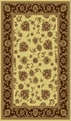 Cream Brown 58020 160 Legacy Area Rug By Dynamic