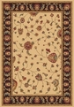 Creme 43003 6434 Radiance Area Rug By Dynamic