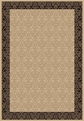 Creme 43014 6434 Radiance Area Rug By Dynamic