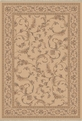 Creme 5088 110 Ancient Garden Area Rug By Dynamic