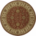 Crowne CRN - 6002 Terracotta Rug by Surya