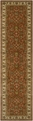 Crowne  CRN - 6002 Terracotta  Hand Tufted  100% Wool  Surya Rugs