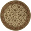 Crowne CRN - 6004 Golden Beige Area Rug by Surya