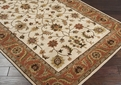 Crowne CRN - 6004 Golden Beige Rug by Surya