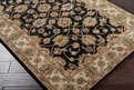 Crowne CRN - 6009 Charcoal Area Rug by Surya