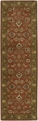 Crowne  CRN - 6019 Dark Rust  Hand Tufted  100% Wool  Surya Rugs