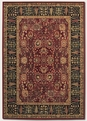 Couristan Royal Kashimar 0621/2597 Red Rug