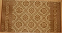 Danbury CBD0-B002a Beige/Ginger Carpet Stair Runner