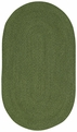 Deep Green Manteo Area Rug by Capel