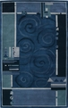 Dimensions ND16 Blue Rug by Nourison