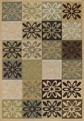 Couristan Dixie Multi 2107/1007 Covington Rug