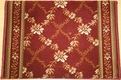 Earnest Sophie 881 Crimson Carpet Stair Runner