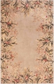 Emerald Tropical Border 9026 Sage Area Rug by Kas