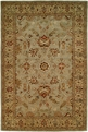 Empire EM-288 Light Blue Gold Area Rug by Kalaty
