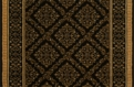 English Manor Manchester 3229/0005a Black Carpet Stair Runner