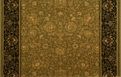 English Manor Newcastle 3348/0003a Green Carpet Stair Runner