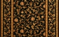 English Manor Windermere 3301/0005a Black Carpet Stair Runner