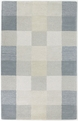 Eternity Checkerboard 1081 Seaside Area Rug by Kas