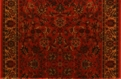 Everest Isfahan 3791/4872a Crimson Carpet Stair Runner